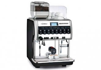 La CIMBALI S 54 DOLCEVITA Turbosteam
